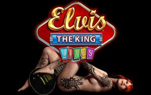 Игровой автомат Элвис Elvis The KING Lives играть бесплатно без регистрации